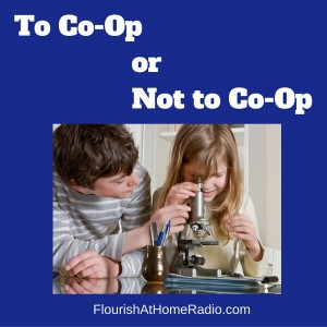 To Co-Op or Not to Co-Op