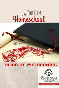 How You Can Homeschool High School