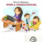 Balancing Working and Homeschooling