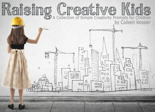 Raising Creative Kids Cover