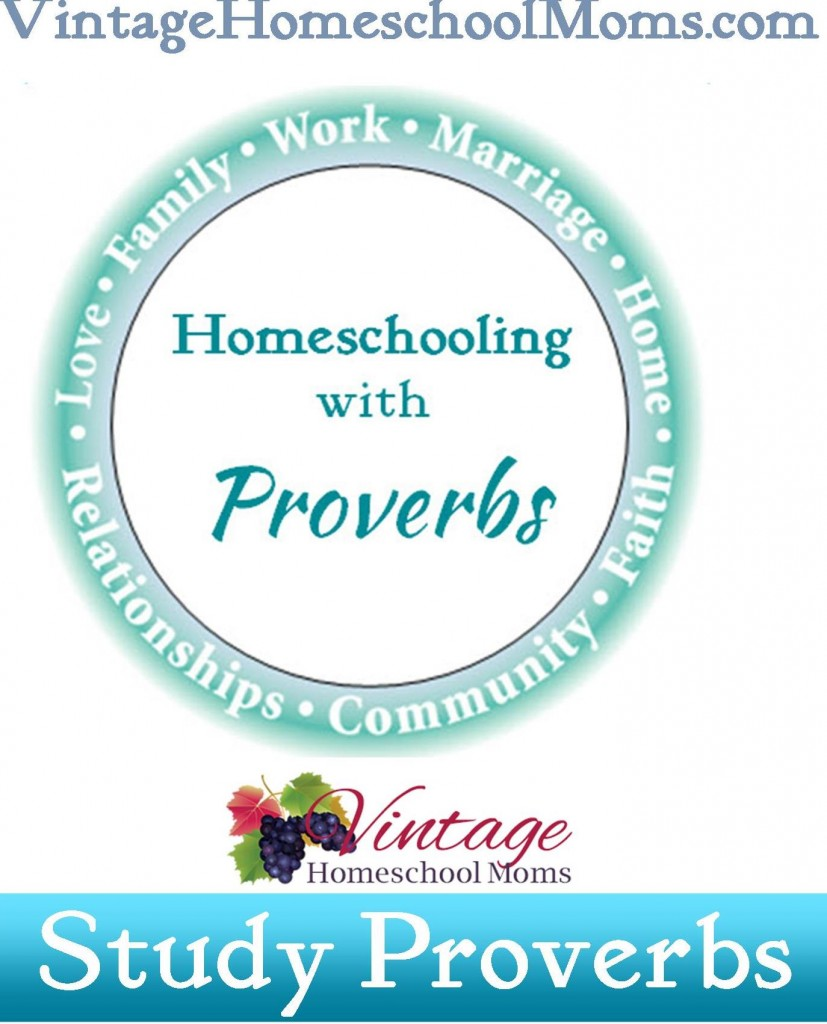 homeschooling with proverbs