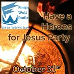 hero for Jesus Party