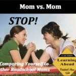 Stop Comparing Yourself to other Roadschool Moms