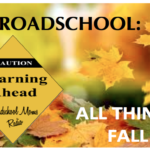 Roadschool Fall Favorites