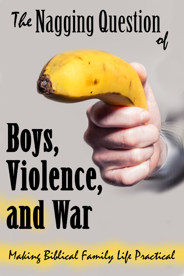 MBFLP - Boys Violence and War - V