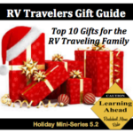 Top Ten Gifts for Full-Time RVing Families
