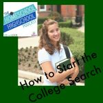 HSHSP Ep 53 How to Start College Search