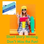HSHSP Ep 63 Short Story Writing- Don't Miss the Fun!