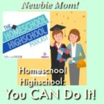 HSHSP Ep 71: Homeschool Highschool You CAN Do It!