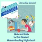 300 HSHSP Ep 72: Nuts and Bolts to Get Started Homeschooling Highschool