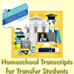 HSHSP Ep 76 Homeschool Transcripts for Transfer Students