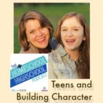 HSHSP Ep 81: Character-Building Skills for Homeschool Highschoolers