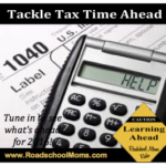 Taxes and the Full-Time Family RV Lifestyle