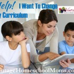 Help! I Want To Change My Curriculum