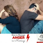 Managing Anger in Marriage