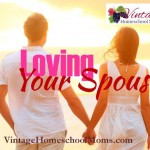 Loving Your Spouse