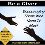 Releasing Judgement – Be a Giver