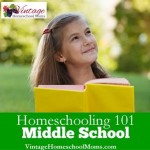 Homeschooling Middle School