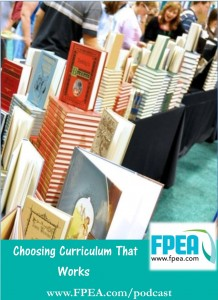 Choosing curriculum that works