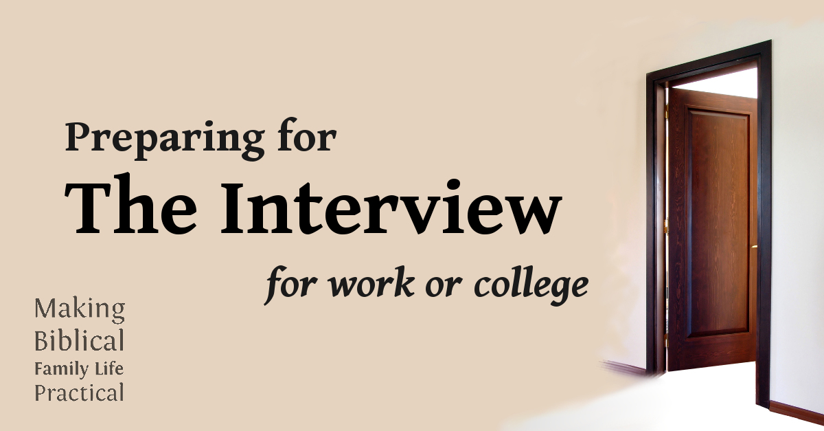 MBFLP 130 Interview Skills
