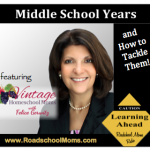 Homeschooling Middle School Resources and Advice