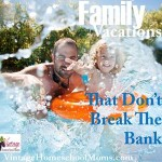 Family Vacations That Won't Break The Bank