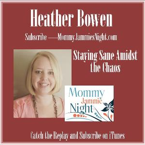 heather bowen life of a homeschool mom