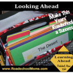 Tips for Prepping for a Great Roadschool Year
