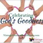 Celebrating God's Goodness