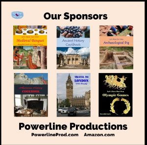 Our Sponsers History