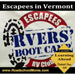 Live From the 56th Escapade Escapees Rally July 2016 Essex Junction, VT