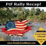 Recap of the FtF Colonial Times Rally and Special Guests, Trent and Siobhan Walker