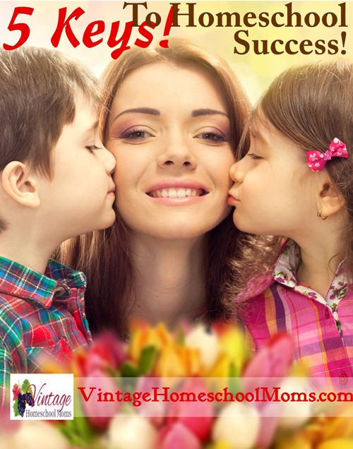 5 Keys to homeschool success