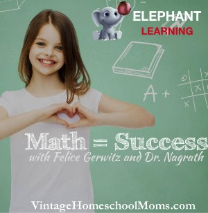 math equals success - elephant learning