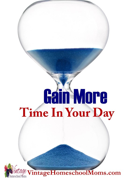 gain more time in your day