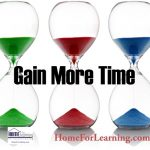 Gain More Time