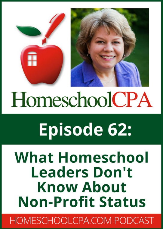 What Homeschool Leaders Don't Know About Non-Profit Status