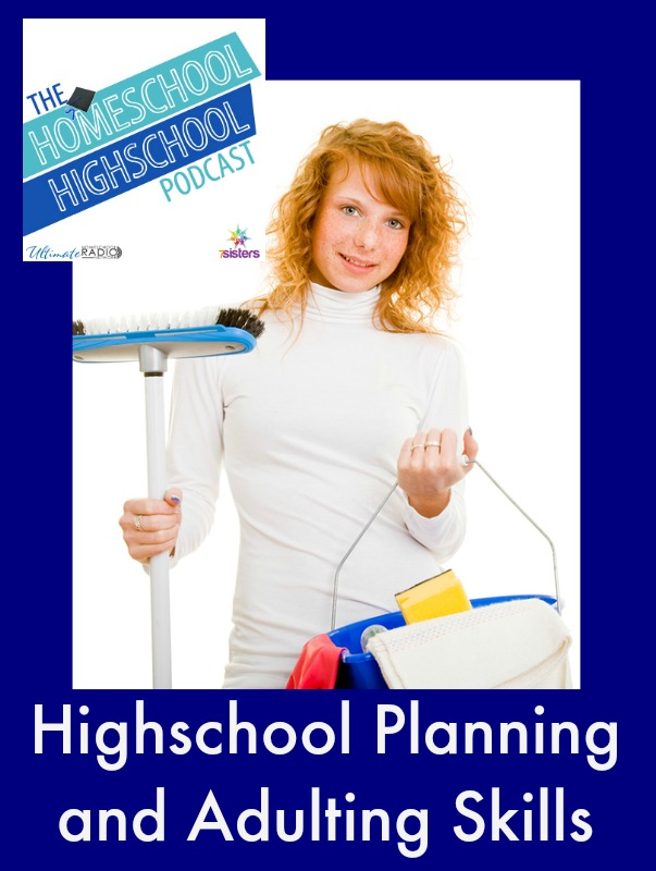 HSHSP Ep 45 Highschool Planning and Adulting Skills