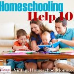 Homeschool Help 101