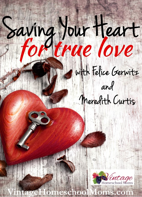saving your heart for true love