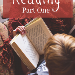 Reading Part 1 — Family Renewal