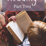 Reading Part 2 — Family Renewal
