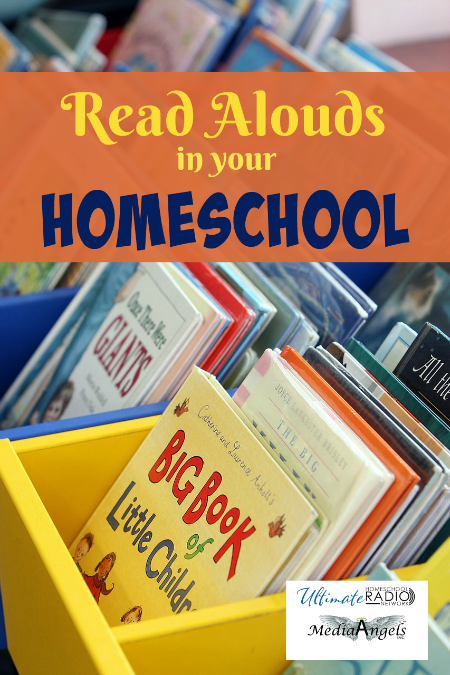 Benefits of read alouds in your homeschool