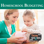 Homeschool Budgeting