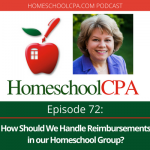How Should We Handle Reimbursements in our Homeschool Group?