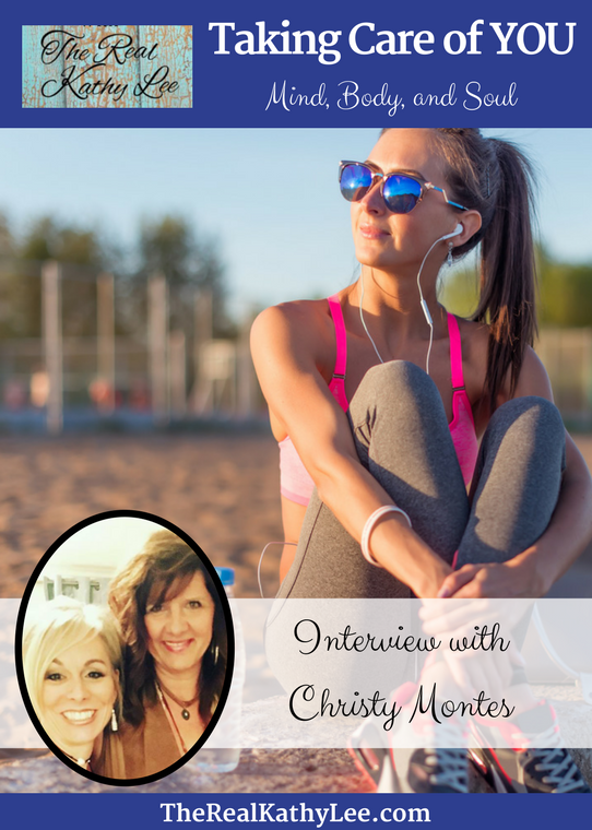Taking Care of You - Mind, Body and Soul with Christy Montes and The Real Kathy Lee