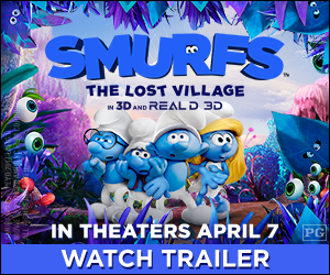 Finish Well Radio Sponsored by Sony Pictures' Smurfs: The Lost Village