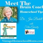 Home School Tips from Jan Bedell