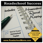 Roadschool Record Keeping Made Easy