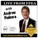 Andrew Pudewa – LIVE from FPEA